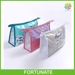 New Design Customized Printing PVC Cosmetic Bag