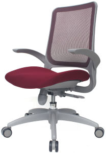 Office Chair (Masa-611MF(Purple))