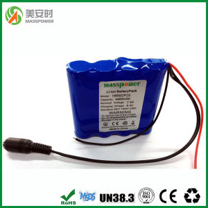 Premium Quality 4400mAh 8.4V Li-ion Battery