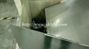 Magnetic Collecting Recyclable Cover for 55 Gallon Steel Barrel Production Line pictures & photos