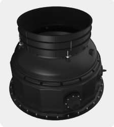 SMC Composite Round Oil Tank Sump System for Gas Station pictures & photos