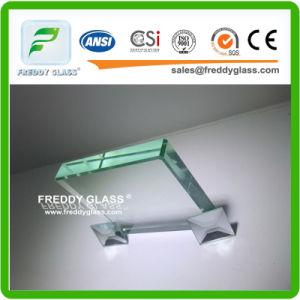Clear Flat Glass/Float Glass Window Glass/Tempered Glass with Ce& ISO pictures & photos