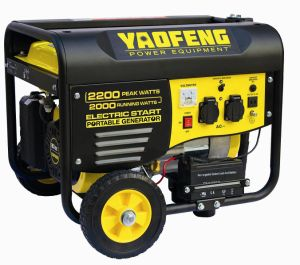 2000 Watts Portable Power Gasoline Generator with EPA, Carb, CE, Soncap Certificate (YFGP2500E2) pictures & photos