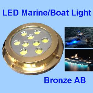 Underwater Led Boat /& Yacht Led Light Blue Color 40W 9-30V