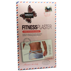 Herbal Fat Removing Slimming Fitness Plaster pictures & photos
