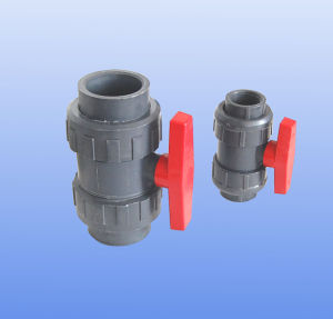 FRPP True Union Ball Valve/FRPP Socket Ball Valve (Q61F-6S) pictures & photos
