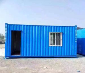 Low Cost Prefabricated Container House pictures & photos
