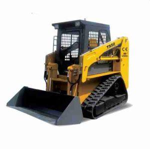 China Construction Machinery Skid Loader Ts50 Bobcat Loader
