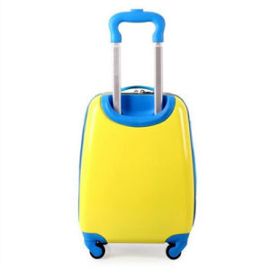 Small Size Yellow 18 Inch Wheel Bag in 3D Cartoon Pattern Trolley Bag (GB#1102) pictures & photos