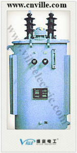 Single Phase Fully Sealed Transformer /Single Phase Step Down Oil Transformer Conventional Type pictures & photos
