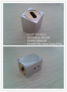 Good Qunlity Stainless Steel Bathroom Fitting K01/Connector pictures & photos