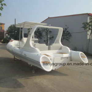 Liya 6.6meter Luxury Yacht Boat Tourist Rib Boat Ce Approved pictures & photos