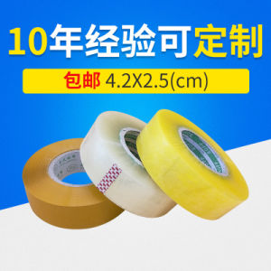 BOPP Tape (Brown, Transparent) for Packing Carton Packing Tape pictures & photos