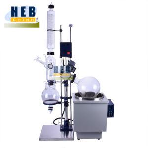 R5003ke 50L Vacuum Film Rotary Evaporator with Heating Bath