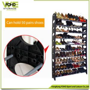 Shoes Organizer Large Capacity 50 Pair Shoe Storage Rack