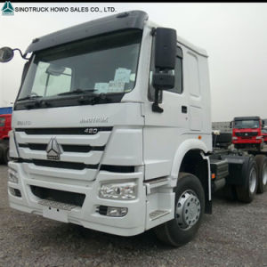 China 420HP Truck Tractor HOWO Tractor Head Truck for Sale pictures & photos