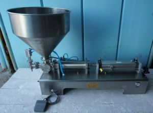 Full-Pneumatic Liquid Filling Machine, Tablet Fill Machine