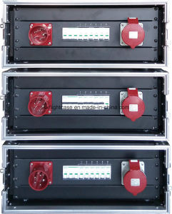 Small Power Distribution Panel with 6 Output