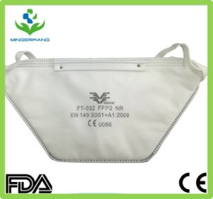 MEK Ffp1 Ffp2 Ffp3 Folded Dust Mask for Personal Use pictures & photos