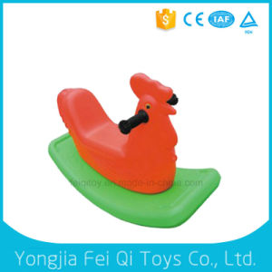 Commercial LLDPE Rocking Horse Toy with Low Price