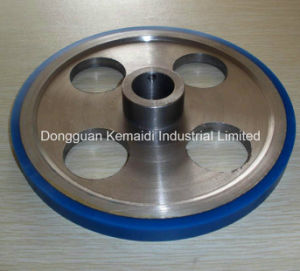 PU Wheel with Excellent Anti-Abrasion