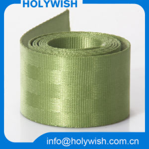 Promotion 500 Yard Wide Strap Nylon Ribbon with Woven Printed
