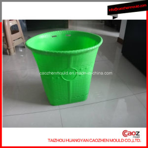 Household/Plastic Injection Laundry Basket Mould