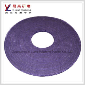 200mm Sisal Rope Fabric Abrasive Buffing Wheel