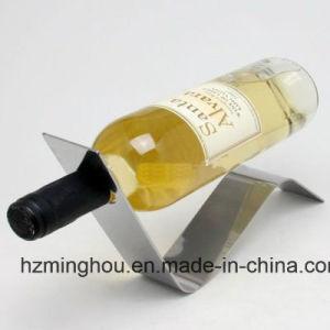 Factory Hot S Single Wine Bottle Holder For Display