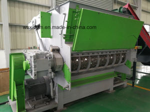Universal Single Shaft Shredder for Shredding Bulk Bags 1t to 2t Per Hour
