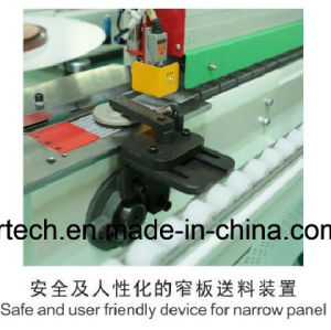 Germany Quality Fast Speed Single Side Pre Milling Corner Trimming Automatic Edge Banding Machine pictures & photos