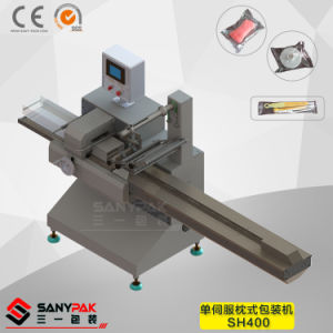 Servo Driven Auto Horizontal Flow Wrapper