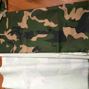 Coated Camouflage Printed Taslon for Uniform Fabric pictures & photos