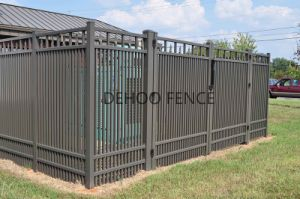 Ce/SGS High Strength Custom Commercial Fence for Security pictures & photos