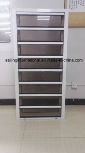 Aluminium Window- Security Window, Louver Window