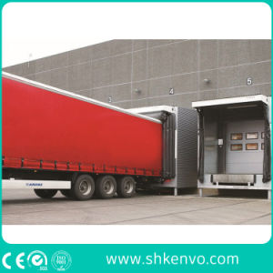 Mechanical Retractable Loading Dock Door Seal Shelter pictures & photos