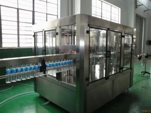 Water Filling Plant/Automatic Water Filling Line/Bottling Plant pictures & photos