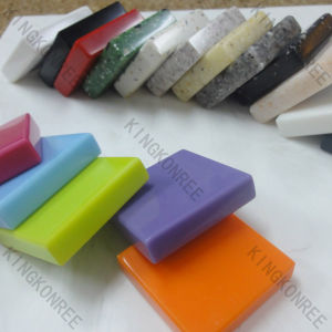 Solid Surface Corian for Bathroom Shower Building Material pictures & photos