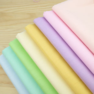 Heavy Weight 100% Woven Cotton Twill Fabric for Garment