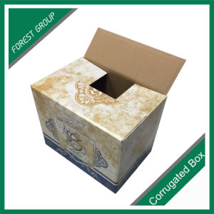 Glossy Finished Corrugated Shipping Carton Box