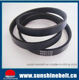 High Tensile Strength Pk V Belt for Sewing Machine 4pk1110 pictures & photos