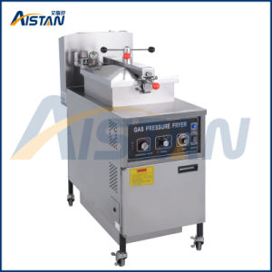 Electric or Gas Type Factory Meat Deep Fryer of Bakery Equipment pictures & photos
