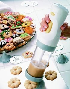 Hot Sale White Convenient Cookie Master pictures & photos