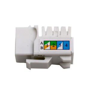 Surface Box with Cat5e Jacks RJ45 Module pictures & photos