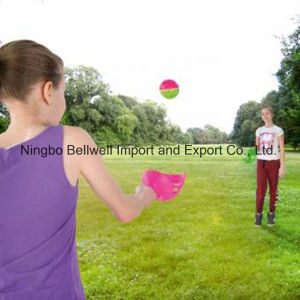 Cheap Scoop Ball Catch Net Ball Game Set pictures & photos