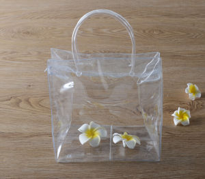 PVC Transparent Waterproof Washing Package Containing Beauty Bag