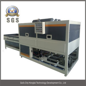 Hongtai 100% Satisfied with The Vacuum Laminating Machine