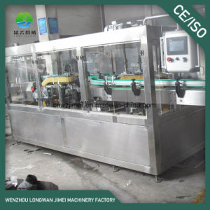 Glass Bottle Washing and Drying Machine for Various Types Sizes
