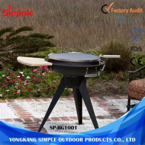 Outdoor BBQ Grill  Smoker Portable Charcoal Barbecue pictures & photos