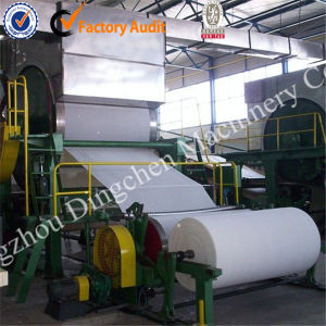 Profitable Investment 3tpd 1575mm Kitchen Towel Tissue Paper Production Line pictures & photos